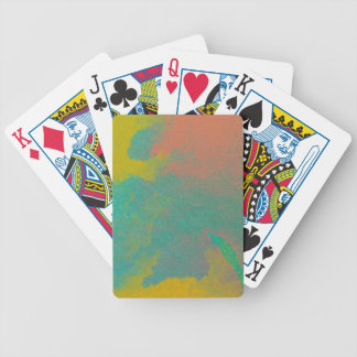 Painting Design Playing Cards