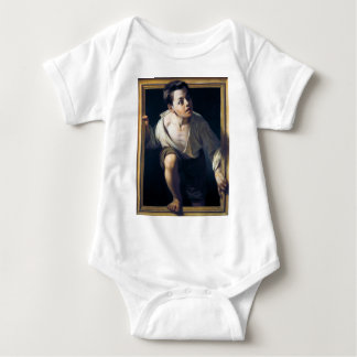 "Painting ""Escaping of critical"" the Art Trompe-l'? Shirt"