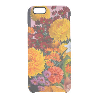 Painting in October 2005 Clear iPhone 6/6S Case