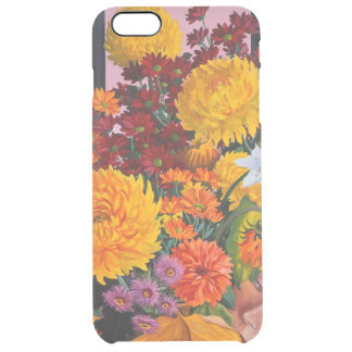 Painting in October 2005 Clear iPhone 6 Plus Case