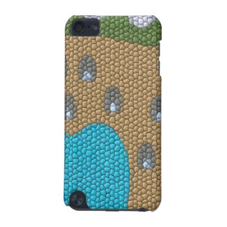 Painting mosaic iPod touch 5G covers