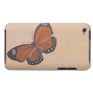 Painting of butterfly barely there iPod case