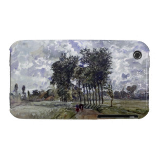 Painting of Countryside iPhone 3 Cases