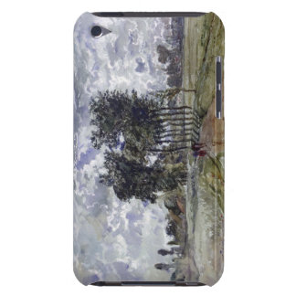 Painting of Countryside iPod Case-Mate Case