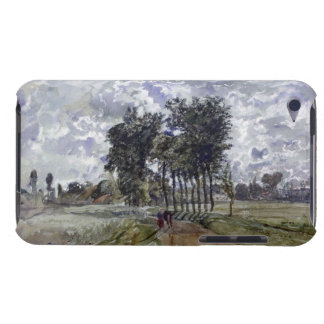 Painting of Countryside iPod Touch Cover