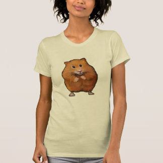 Painting of HAMSTER, Hammy: Pet T-Shirt