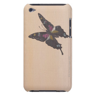 Painting of swallowtail butterfly barely there iPod case