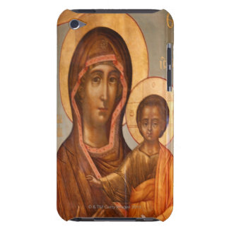 Painting of the Virgin Mary with Jesus Christ iPod Touch Cover