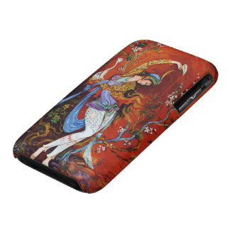 Painting Persian Girl Pouring wine from jug iPhone 3 Cases