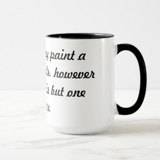 Painting pictures mug