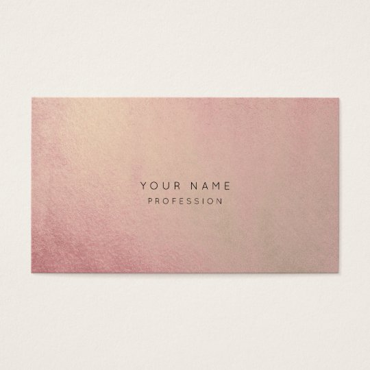Painting Pink Blush Sepia Gold Makeup Stylist Business