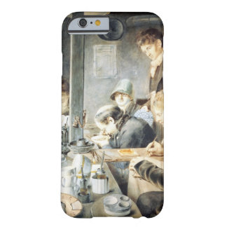 Painting Room of Mr. Baxter, No. 1 Goldsmith Stree Barely There iPhone 6 Case