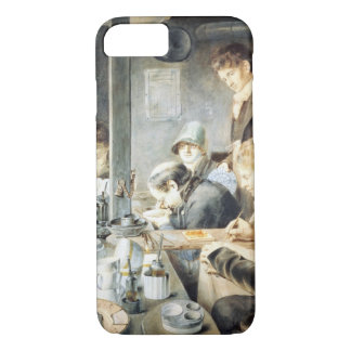 Painting Room of Mr. Baxter, No. 1 Goldsmith Stree iPhone 7 Case