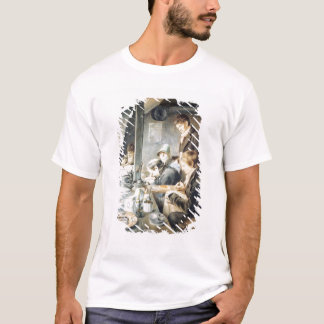 Painting Room of Mr. Baxter, No. 1 Goldsmith Stree T-Shirt