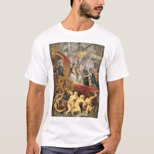 Paintings Cycle For Maria De 'Medici, Queen Of Fra T-Shirt