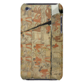 Paintings from the Tomb of Metjetji, from Saqqara, iPod Case-Mate Case