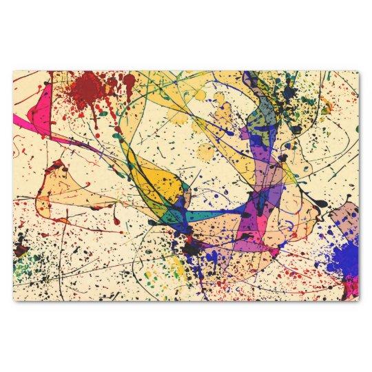 Paints10lb Tissue Paper
