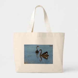 Pair of Black Swans Bag