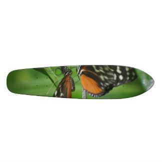 Pair of Butterflies Skateboard Decks