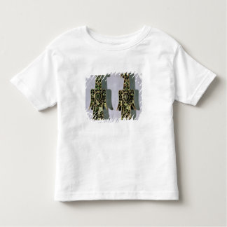 Pair of Eagle-Shaped Brooches (metal and enamel) Toddler T-Shirt