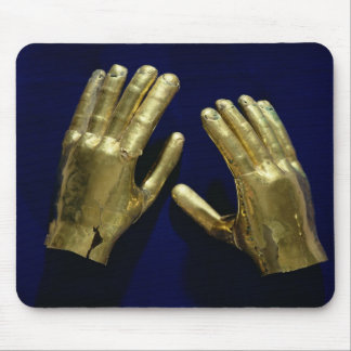 Pair of funerary hands, from Peru, c.200-c.800 Mouse Mat