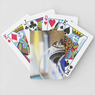 Pair of Headphones Bicycle Playing Cards