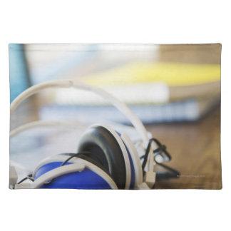 Pair of Headphones Placemat