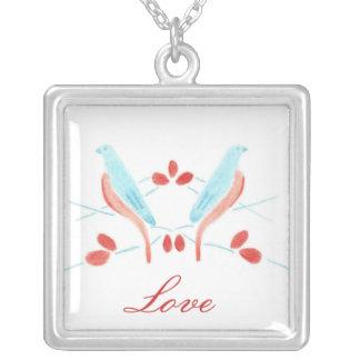 Pair of Love Birds Jewelry