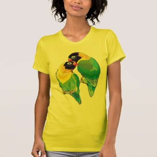pair of masked lovebirds T-Shirt