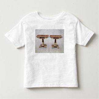 Pair of Regency card tables on quadruple bases Toddler T-Shirt