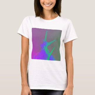 Pair of Snails in psychadelic colours T-Shirt