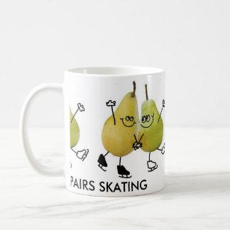 Pairs Figure Skating Mug