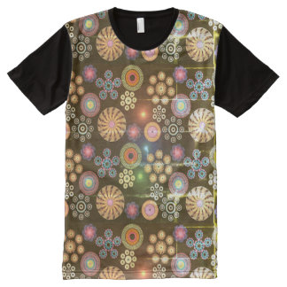 Paisley 2 All-Over print T-Shirt