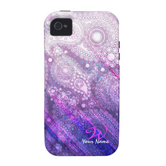 Paisley 3 iPhone Case. iPhone 4 Cover
