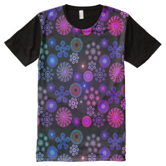 Paisley All-Over Print T-Shirt