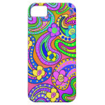 Paisley and Poppies iPhone 5 Cover