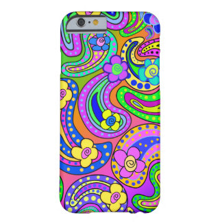 Paisley and Poppies iPhone 6 case Barely There iPhone 6 Case