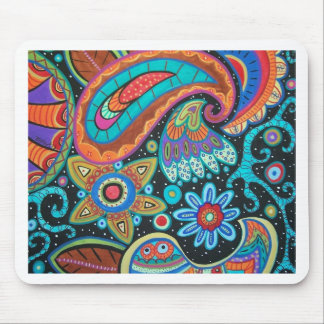 Paisley Art image products items Mouse Mat