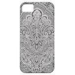 Paisley Art iPhone 5 Case