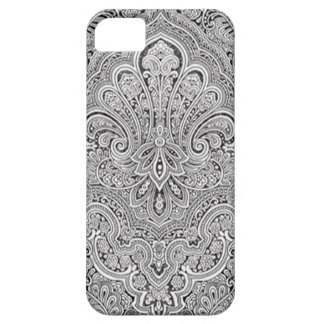 Paisley Art iPhone 5 Case