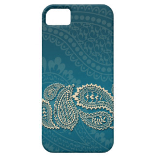 Paisley Border iPhone 5 Cases