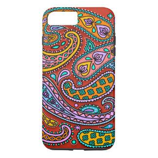 Paisley Candy iPhone 7 Plus Tough Case