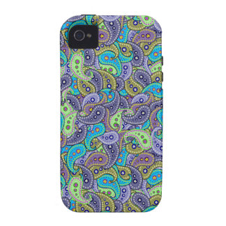Paisley iPhone 4/4S Case