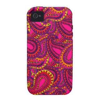 Paisley Case-Mate iPhone 4 Covers