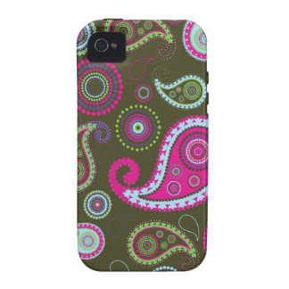 Paisley iPhone 4 Cases