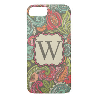 Paisley Cyngalese iPhone 8/7 Case
