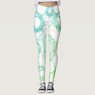 Paisley Delight Leggings