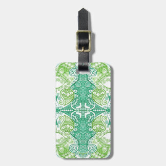 Paisley Dreams Luggage Tag