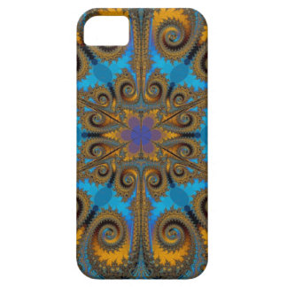 paisley flake fractal pattern iPhone 5 cover