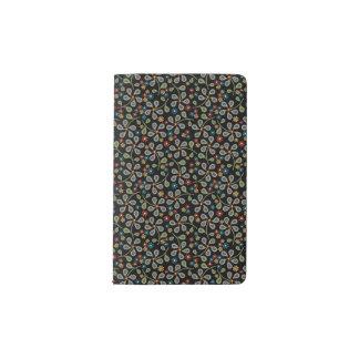 Paisley Floral Moleskine Notebook
